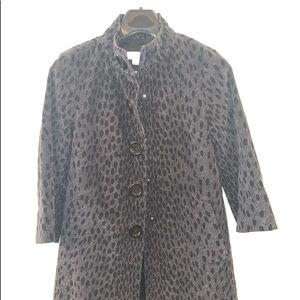 Michael Kors Leopard print 🐆 jacket!